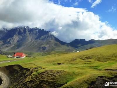 Corazón de Picos de Europa;hoces del rio riaza las catedrales parque natural de las batuecas sierra